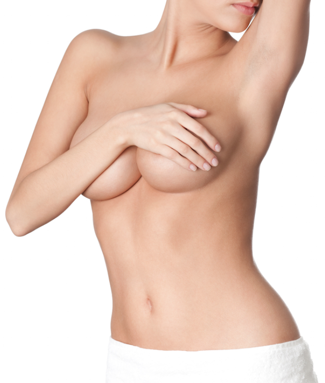 How to get bigger breasts without surgery